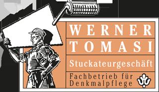 Stuckateurgeschäft Werner Tomasi Logo