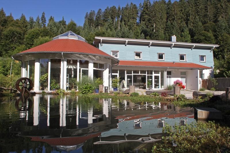 Fischhaus und Angelpark Letscher