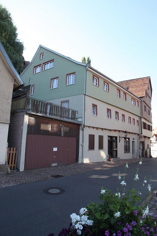 Sanierung Außenfassade
