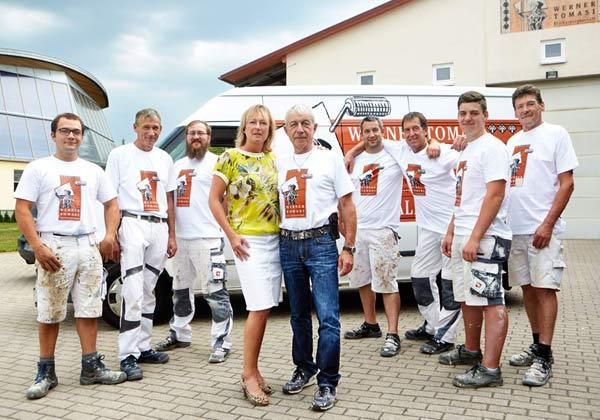 Team Stuckateur Tomasi